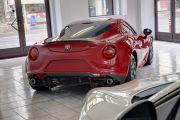 Alfa-Romeo 4C arrière
